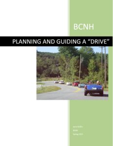 Planning and Guiding a Drive