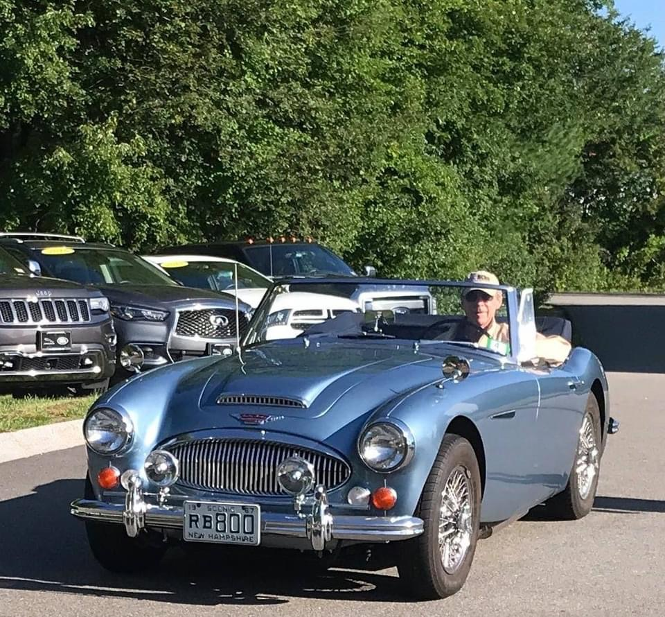 Jaguar Land Rover Bedford Cars and Coffee, August 15